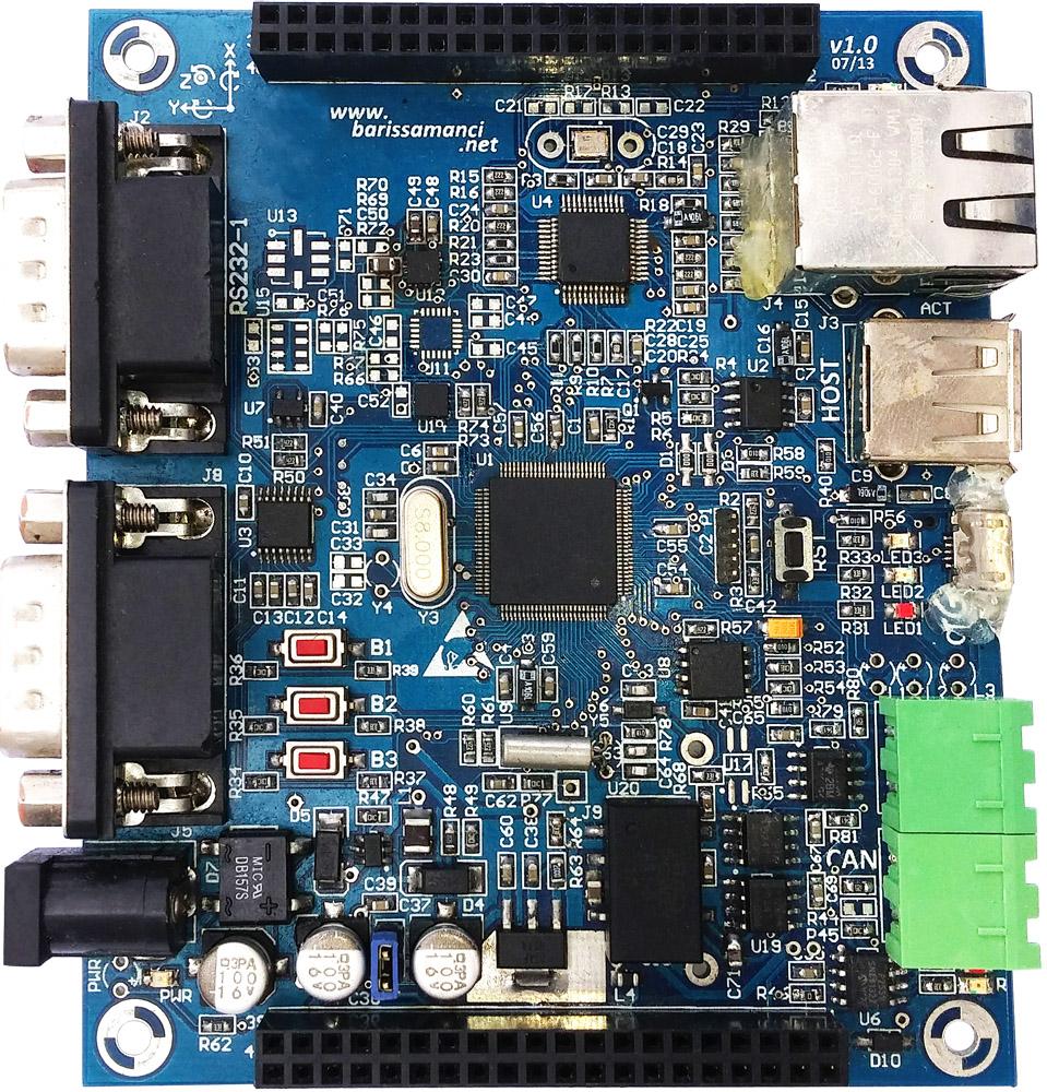 mcu controller board