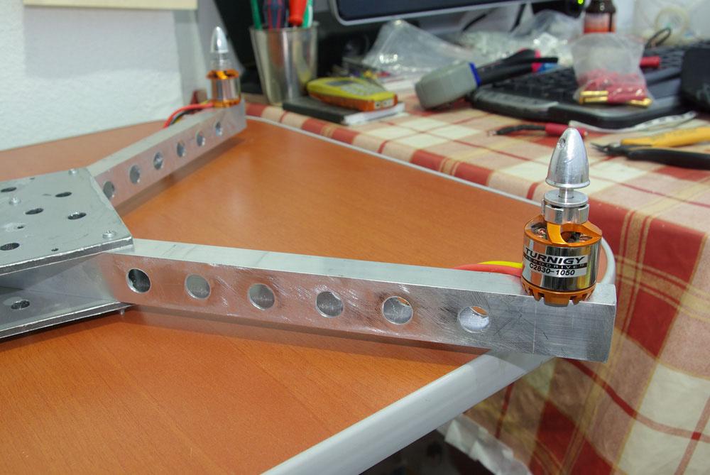 Quadrotor Frame