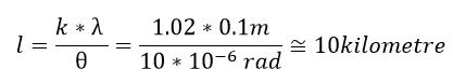 antenna formula